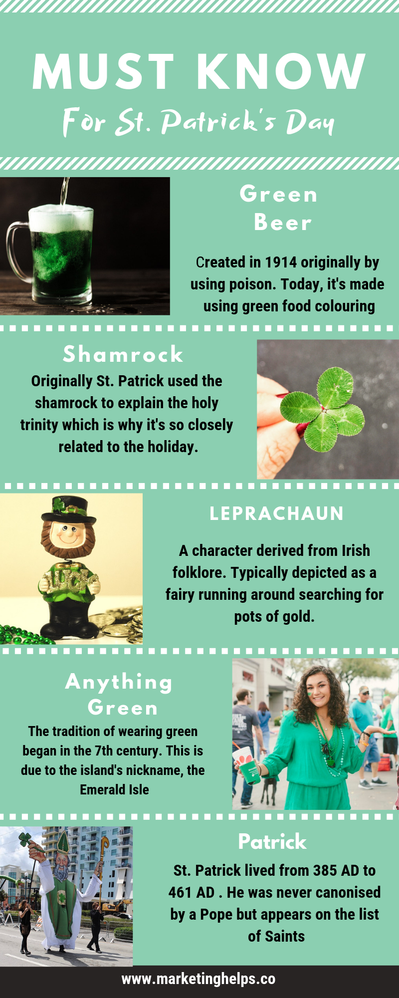 st partricks infographic